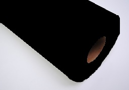 Black 34g 75cm x 5m Weblon Backing